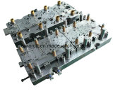 部分の押すことを接続する電気家庭用電化製品の薄板にされた部分はまたは用具停止する