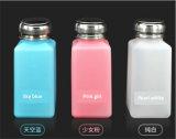 청정실 플라스틱 알콜 병 ESD 용매 분배기