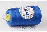 Gesponnenes Nähgarn 5000yds des feine Qualitätsindustrielles Gebrauch-40/2 100% des Polyester-40s/2