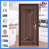4 Panneau de porte Portes pliantes porte revêtus de PVC en plastique