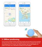 Perseguidor antirrobo de la alarma personal mini con la aplicación libre para el morral del recorrido