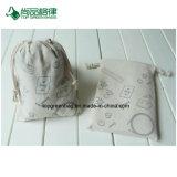 China-einfache Qualitäts-preiswertes Segeltuch passt Muster-Handbeutel/Drawstring-Beutel für Mädchen an
