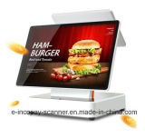 Androides Doppelt-kapazitive Screen-Registrierkasse des Systems-Icp-E520d2 für Positions-System/Supermarkt/Gaststätte