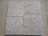 타오른 최신 판매 황색은/G682 포석 석판 녹스는 화강암 도와를 닦았다