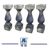 De natuurlijke Marmeren Pijler van de Kolom van de Steen van de Pijler van de Kolom van de Baluster van het Graniet voor de Binnen/OpenluchtDecoratie/de Bouw van de Trede