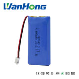 3.7V de Batterij van het Lithium 102550 1400mAh voor POS/GPS