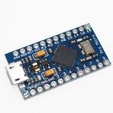 Micro novo do melhor módulo da placa Atmega32u4 5V/16MHz de Arduino da qualidade PRO para Arduino com o encabeçamento do Pin de 2 fileiras para Leonardo no estoque