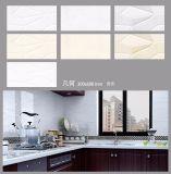 300X600mm 3D-Inkjet glasig-glänzende keramische Küche-Wand-Innenfliesen (CP300)