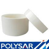 cinta baja solvente de papel de 100microns Whtie