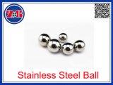 La bola de acero inoxidable (SS201 SS304316/316SS SS L420/420C SS440/440C) el G10-G1000.