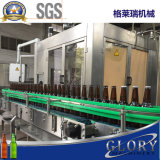 Automtic cerveza de botella de vidrio Máquina de Llenado de China