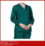 Desgaste médico personalizado do algodão da alta qualidade 100 (H17)