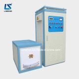 Máquina de calefacción de inducción del hierro labrado para la forja caliente