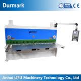 Máquina que pela de la guillotina hidráulica QC11K-8X5000 con el Nc/el CNC para la hoja de metal