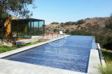 Transparenter Swimmingpool-Deckel-Polycarbonat-Deckel