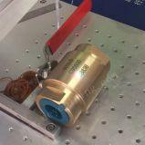 Il bronzo del bottaio dell'ANSI 150lbs 300lbs ha flangiato valvola a sfera