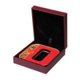 プラスチックギフトの硬貨の表示パッキング、記念品の硬貨の包装ボックス