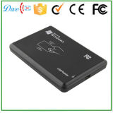 Interface USB/RS232 13.56MHz proximité RFID HF Smart Card Reader