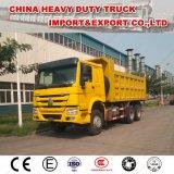 重い装置のSinotruk HOWO 371 HPのダンプトラック
