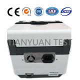 Equipamento de teste da umidade do medidor de Detecter da umidade do halogênio