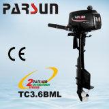 TC3.6BML PARSUN 3.6HP 2-тактный двигатель на лодке