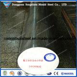 Acier H13/1.2344/SKD61 rond modifié pour le coulage sous pression