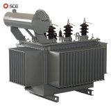 100kVAオイルによって浸される分布の変圧器