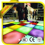 6.38-41.04mm colorées en verre feuilleté avec CE / ISO9001 / CCC