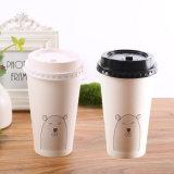 Coperchio di plastica duro della latta di caffè del commercio all'ingrosso del prodotto a gettare