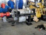 디젤 엔진 + 건축기계를 위한 기어 박스 및 펌프 운전사 힘 회의