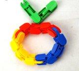 Brinquedo de costura macio dos blocos de apartamentos das crianças