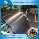 hoja de acero inoxidable y bobina del espejo 201 8K para la decoración