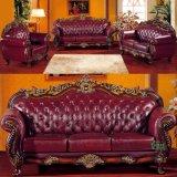 ホーム家具(929A)のためのキャビネットが付いている居間のソファー