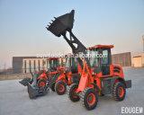 Zl16 de Multifunctionele Lader van het Wiel met de Omslag van het Gras