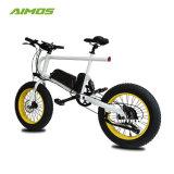 Kundenspezifisches fettes elektrisches Fahrrad mit Motor 500W