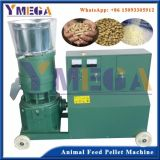 motor diésel y eléctrico automático de alimentación cabra máquina de fabricación de pellets