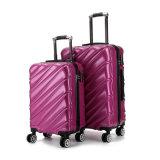 Em Stock Carrinho ABS conjuntos de bagagem de maleta