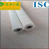 Tubulação de borracha do condicionamento de ar da preservação do calor do uso high-density da engenharia