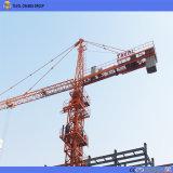 タワークレーン6516を建てている熱い販売の建設用機器Qtz160 10tonの自己