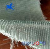 Un tessuto biassiale da 0/90 di grado con la stuoia, vetroresina