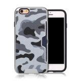 iPhone 7/8/8plus를 위한 새로운 디자인 셀룰라 전화 스티커 신용 카드 홀더 상자
