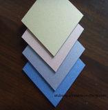 Los materiales de construcción para la decoración utilizando Gioss Panel Compuesto de aluminio color