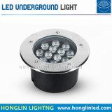 LED do caminho do pátio piscina 36W luz subterrâneo do LED