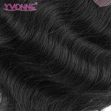 360 populares Frontal Lace 22,5*4 onda de corpo com o cabelo do bebé