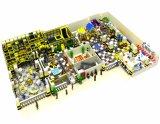 Alimentação de fábrica de equipamentos de playground coberto Kids lâminas de plástico