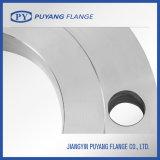 Glissade de SUS316L sur la bride de pipe d'acier inoxydable de soudure (PY0055)
