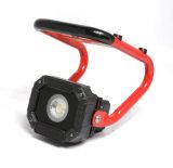 Nueva 10W FAVORABLE LED luz recargable portable del trabajo de Lucoh