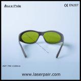 740 - 1100nm Od 5+ y 780 - anteojos de seguridad de las gafas de seguridad de laser de 1070nm Od7+ de Laserpair