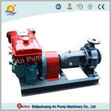 Centrífugas de padrão ISO da Bomba de Água do Motor Diesel Horizontal