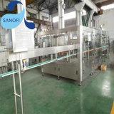 Agua pura que hace los fabricantes de la máquina para la botella del animal doméstico